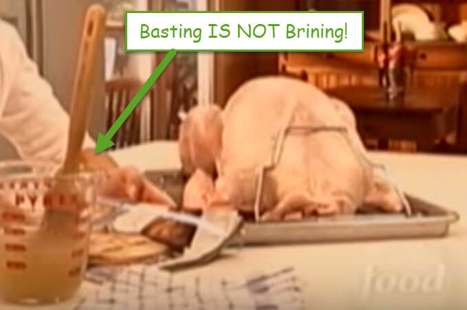 Brine a Turkey